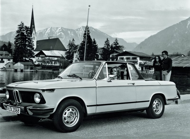 BMW 2002: the M3 of its time - Patina\'s Picks