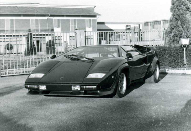 Lamborghini Countach A Bit Daft And Not Great Patina S Picks